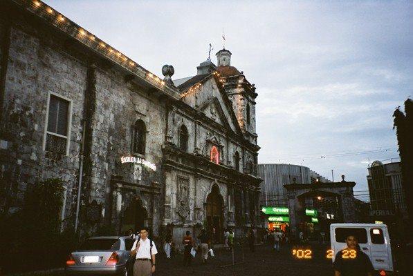セブの教会